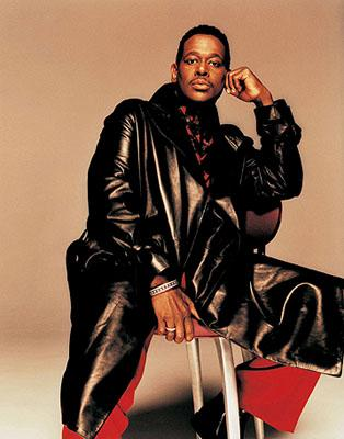 Luther Vandross With A Christmas Heart.Golden Voice Luther Vandross